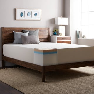 Select Luxury Medium Firm 14-inch Queen-size Memory Foam Mattress