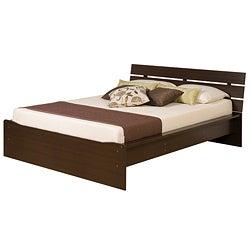 Escala Espresso Full Platform Bed