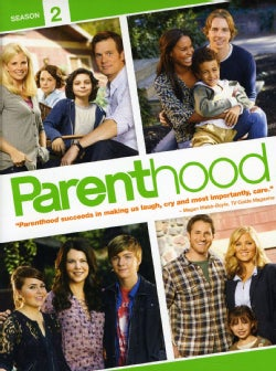 Parenthood: Season 2 (DVD)