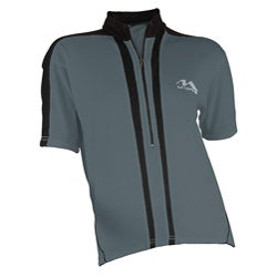 Cycle Force Women's M-Wave Grey Bicycle Jersey