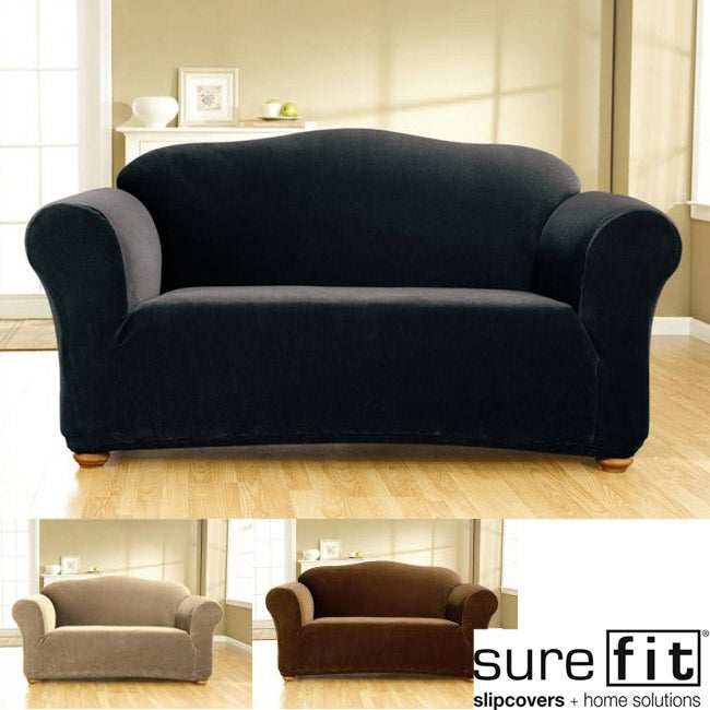 Sure Fit Loveseat Slipcovers Overstock Shopping The