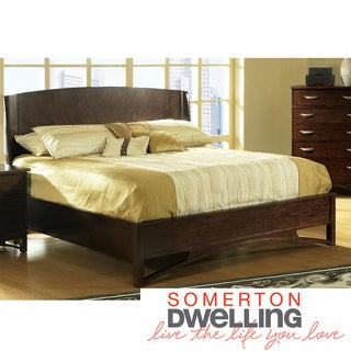 Somerton Dwelling Cirque Queen-size Bed