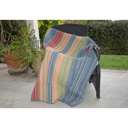 Greenland Home Fashions Katy Multicolored Quilted Throw