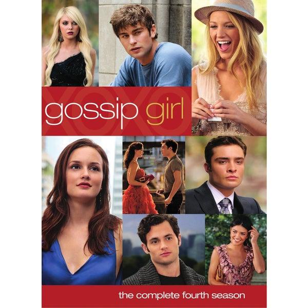 Gossip Girl: The Complete Fourth Season (DVD)