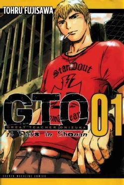 GTO: 14 Days in Shonan 1 (Paperback)