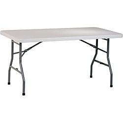 Office Star 5-foot Resin Multi-purpose Table