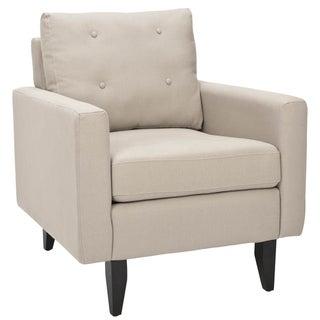 Safavieh Moonstruck Biege Club Chair