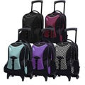 Pacific Gear 19-inch Wheeled Backpack