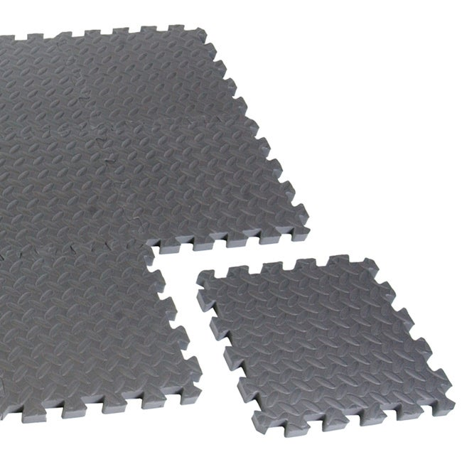 CAP Barbell Anti-microbial Puzzle Mats (Pack Of 12