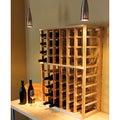 Redwood 54-bottle Wine Rack