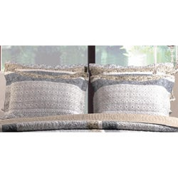 Soho Standard Quilted Shams (Set of 2)