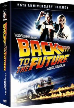 Back To The Future Trilogy (25th Anniversary) (DVD)