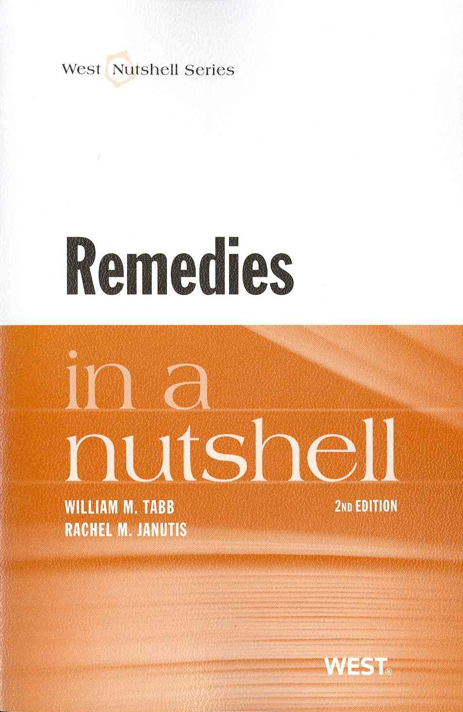 Remedies in a Nutshell (Paperback)