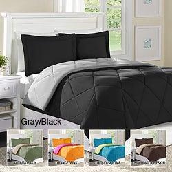 Home Essence Columbine King-size 3-piece Down Alternative Comforter and Sham Set