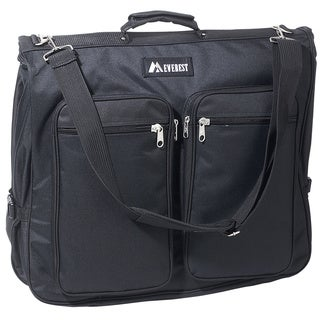 Everest Deluxe 44-inch 600 Denier Polyester Garment Bag