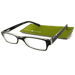 Gabriel+Simone Saint Germain Black Men's Unisex Reading Glasses
