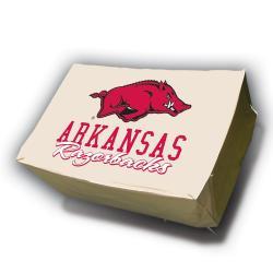 NCAA Arkansas Razorbacks Rectangle Patio Set Table Cover