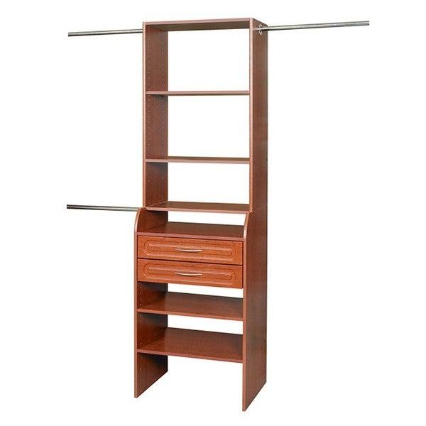 HomeStyles 'Alli' Closet Organizer Tower Set