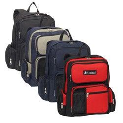 Everest 16.5-inch Backpack with Front Bottle Holder