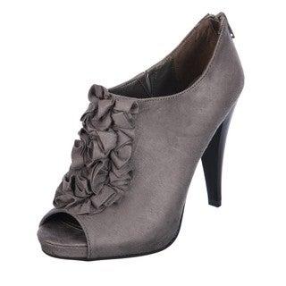 Fergalicious Women's 'Montage' Peep Toe Platform Dress Heels FINAL SALE