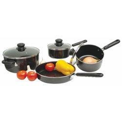 Better Chef 7-piece Carbon Steel Cookware Set