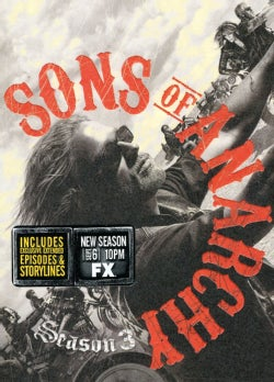 Sons Of Anarchy: Season 3 (DVD)