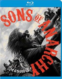 Sons of Anarchy: Season 3 (Blu-ray Disc)
