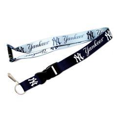 New York Yankees Clip Lanyard