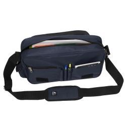 Everest 15-inch Messenger Bag and Interior Organizer