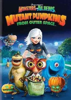 Monsters Vs. Aliens: Mutant Pumpkins From Outer Space (DVD)
