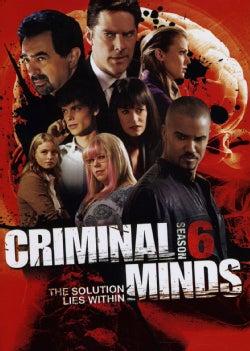 Criminal Minds: The Sixth Season (DVD)