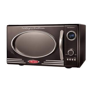 Nostalgia Electrics Retro Microwave Oven
