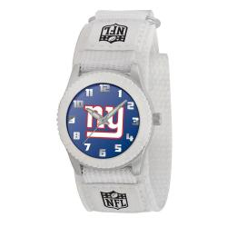 Game Time NFL New York Giants White Rookie Series Watch