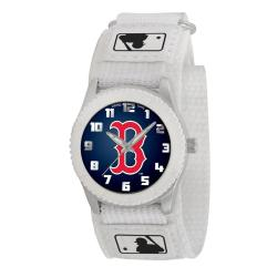 Game Time Boston Red Sox White Rookie Series Watch