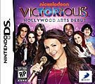 Nintendo DS - Victorious: Hollywood Arts Debut - By D3 Publishing