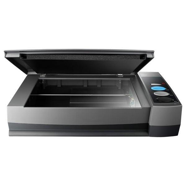 Plustek OpticBook 3800 Flatbed Scanner - 1200 dpi Optical