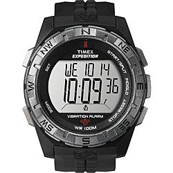 Timex Men's T49851 Expedition Rugged Digital Vibration Alarm Watch