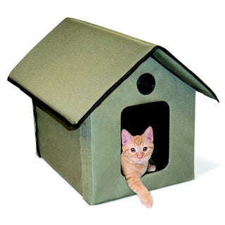 K&amp;H Outdoor Kitty House