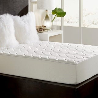 Quilted Top 10-inch Queen-size Memory Foam Mattress