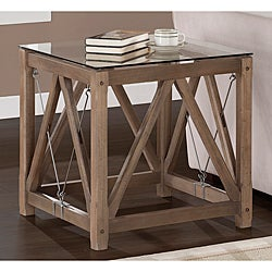 Cable End Table