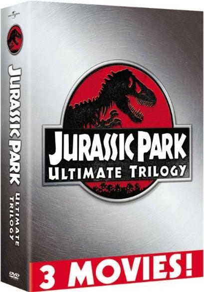 Jurassic Park Ultimate Trilogy (DVD)