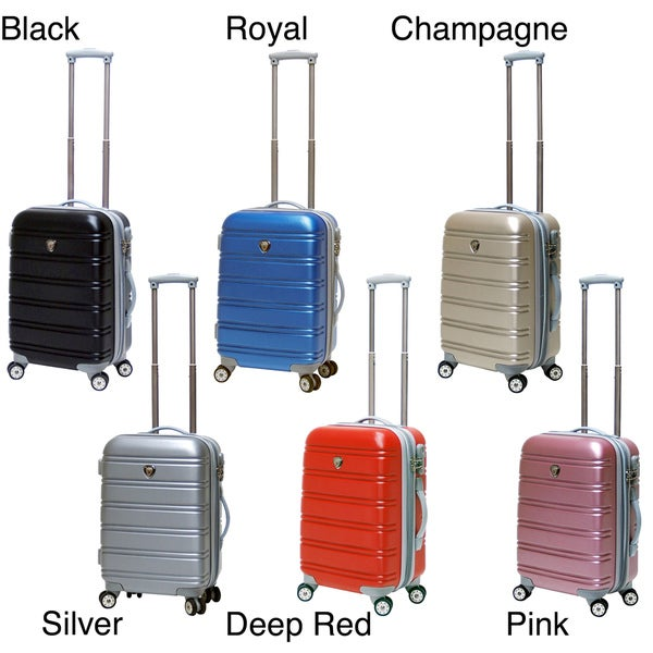 CalPak Andover II 20-inch Carry-on Expandable Hardside Spinner Upright