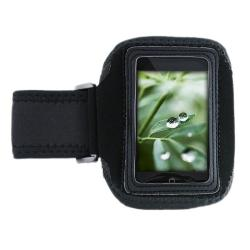 INSTEN Deluxe Black ArmBand for Apple iPod touch 2nd/ 3rd Generation