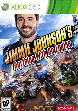 Xbox 360 - Jimmie Johnson: Anything with an Engine
