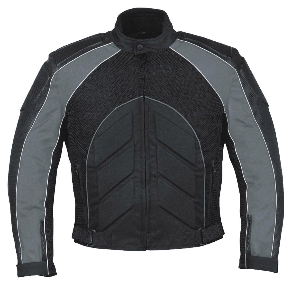Mossi Men's Elite Motorcycle Jacket