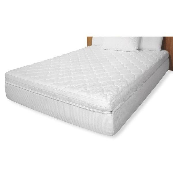 Pillow Top 12-inch Full-size Memory Foam Mattress
