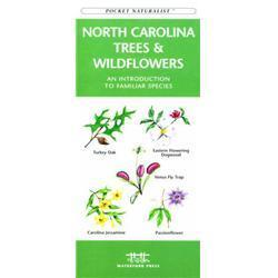 North Carolina Trees amp; Wildflowers Book