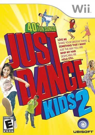 Wii - Just Dance Kids 2