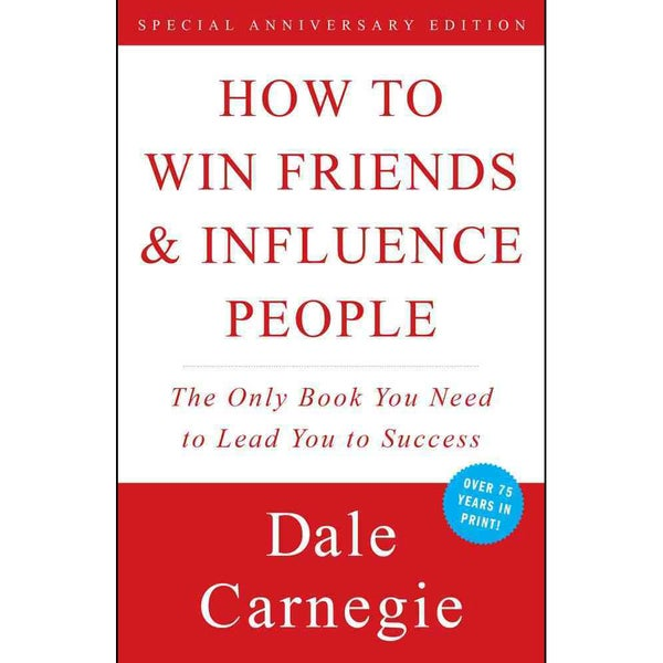 How to Win Friends & Influence People (Paperback)