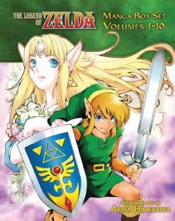 The Legend of Zelda (Paperback)